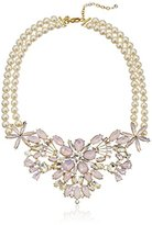 """Carolee Dramatic Frontal Necklace, 17"""""""