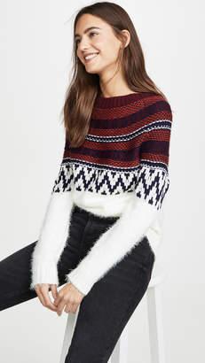 BB Dakota Play Fairisle Sweater