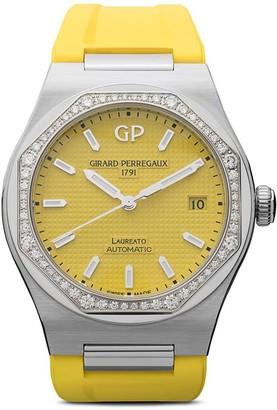 Girard Perregaux Laureato Summer Limited Edition 38mm
