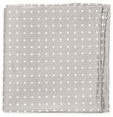 The Tie Bar Microdot Print Pocket Square