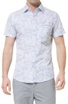 Rodd & Gunn Men's 'Netley' Sports Fit Short Sleeve Sport Shirt