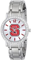 Game Time Women's COL-AS-NCS All Star Stone Bezel Triple Analog Display Japanese Quartz Watch