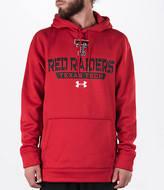 Under Armour Men's Texas Tech Red Raiders College Poly Fleece Hoodie