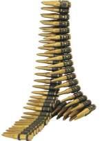 Smiffys Smiffy's Men's Bullet Belt 96 Bullets 150 Cm Long