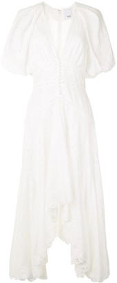 Acler Cookes eyelet dress