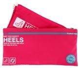 Flight 001 'Go Clean' Shoe Travel Bags - Pink