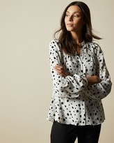 Ted Baker Polka Dot Blouse