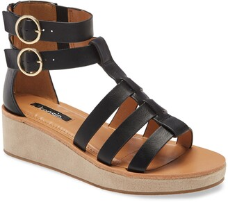 Kensie Weldon Wedge Sandal