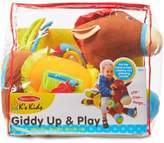 Melissa & Doug Infant 'Giddy Up & Play' Activity Horse