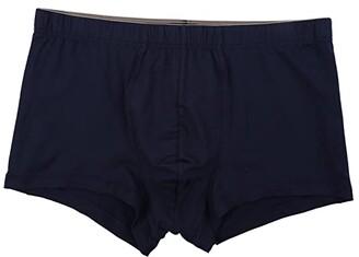 Hanro Cotton Superior Boxer Brief (White) Men's Underwear
