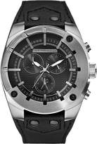 Ecko Unlimited Marc Ekco Men's The Forte Aggressive Industrial Style Watch E20071G3