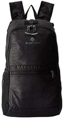 Eagle Creek Travel Essentials Packable Daypack (Black) Day Pack Bags