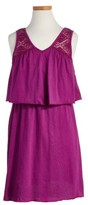 O'Neill Girl's Yvette Popover Dress