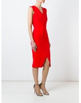 Victoria Beckham fitted dress