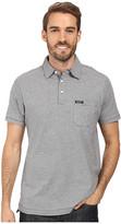 U.S. Polo Assn. Jacquard Cotton Polo Shirt