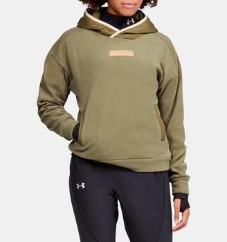 Under Armour Women's UA Always On Polar Fleece Hoodie