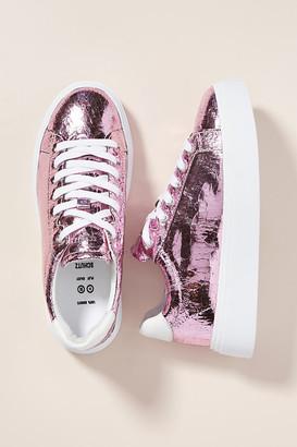 Schutz Raver Platform Sneakers By in Pink Size 8