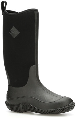 The Original Muck Boot Company Women's Rain boots Black - Black Hale Rain Boot - Women