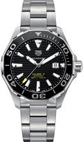 Tag Heuer WAY201ABA0927 aquaracer stainless steel watch