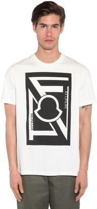 MONCLER GENIUS Craig Green Cotton Jersey T-Shirt