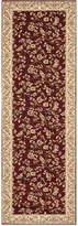 "Kenneth Mink Closeout! Km Home Area Rug, Princeton Floral Red 2'7"" x 7'10' Runner Rug"