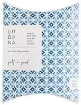 Pre de Provence Urbana Collection Mineral Bath Salts (2 x 2.1oz Packets) - Salt + Sand