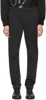 Paul Smith Black Drawstring Chinos