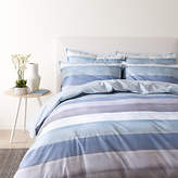 Jigsaw Water Stripe Cotton Bedding
