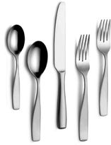 Mikasa Satin Loft 75 Piece Flatware Set