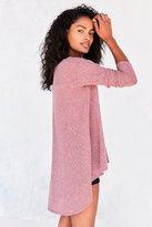 Kimchi & Blue Kimchi Blue Blaire High/Low Tunic Sweater