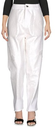 Twin-Set Denim trousers