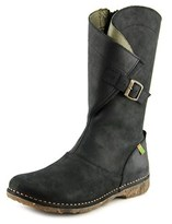 El Naturalista N916 Women Us 5.5 Black Mid Calf Boot Uk 3 Eu 36.