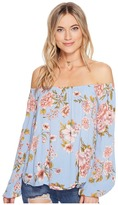 Billabong Mi Amore Top Women's Blouse