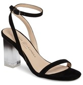 Chinese Laundry Women's Shanie Clear Heel Sandal