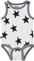 Molo Black Star Print Fadel Body