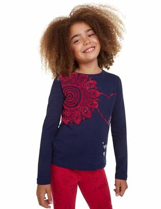 Desigual Girls K_Walsall Longsleeve T-Shirt