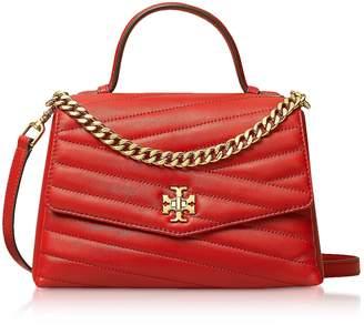 Tory Burch Kira Chevron Top-handle Satchel Bag
