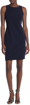 Trina Turk Clemente Back Twist Sleeveless Dress
