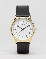 Limit Watch In Black Exclusive To Asos