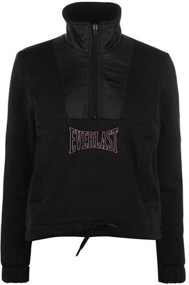 Everlast Half Zip Lined Sweater Ladies