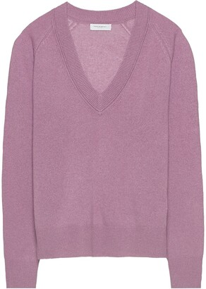 Equipment Sanni V-neck jumper
