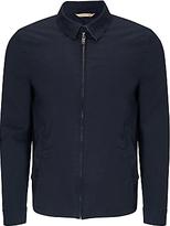 John Lewis Cotton Harrington Jacket, Navy