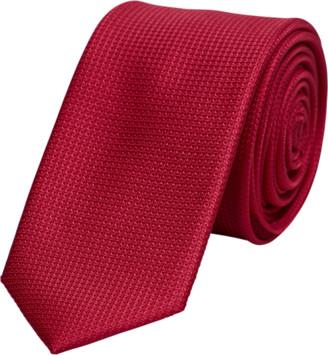 yd. Red Neat 5cm Tie