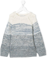 Stella McCartney marl knitted ombre sweater
