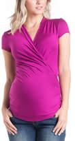 Berry Karen Maternity/Nursing Top