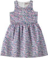 Cath Kidston Park Ditsy Sleeveless Pleat Dress