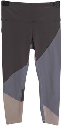 Lululemon Purple Synthetic Trousers