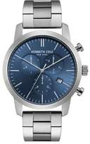 Kenneth Cole Stainless Steel Water Resistant Bracelet Watch