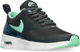Nike Girls' Air Max Thea SE Running Sneakers from Finish Line