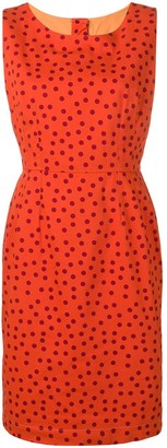 Dolce & Gabbana Pre Owned 2000's polka dot dress